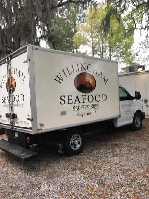 Willingham Seafood Truck